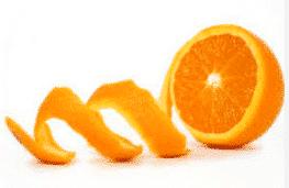 ätherische Öle definition - orangenschale