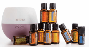 Home Essentials doterra ätherisches öl set