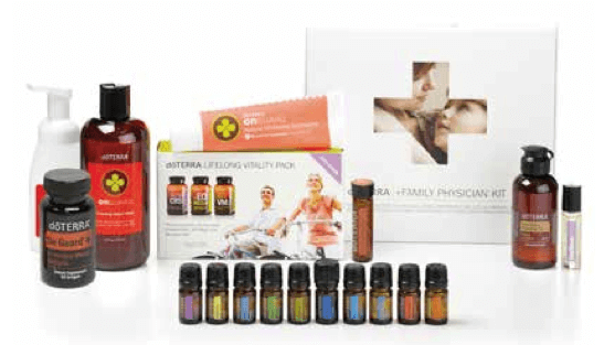 ätherische Öle Family Wellness Set